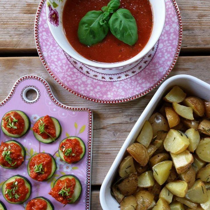 Paprika-tomaat tapenade › Lekker Natuurlijk