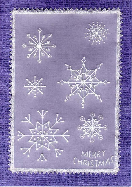 snowflakes0001 by >^..^< maggz >^..^<, via Flickr