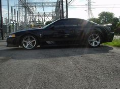 """99-04 saleen mustang 