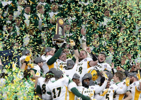 NDSU uses late rally to secure fourth straight FCS championship | Star Tribune