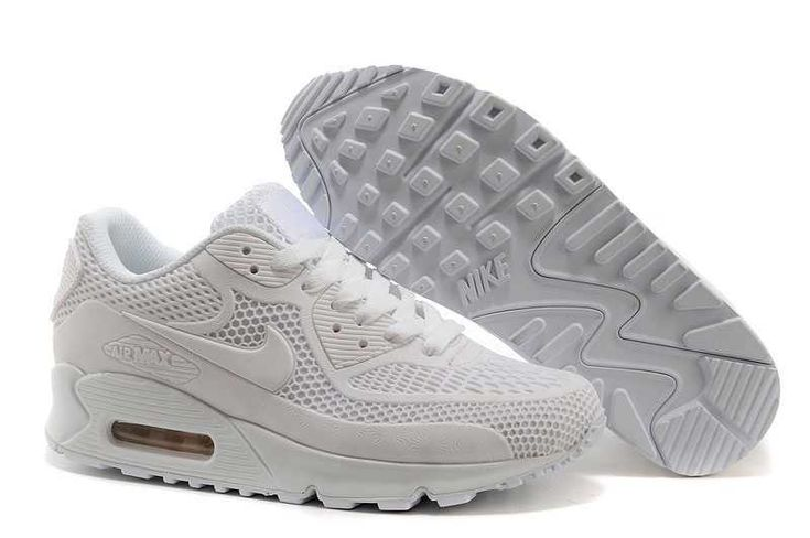 https://www.sportskorbilligt.se/  1767 : Nike Air Max 90 Kpu Dam Herr Vit SE112807VYZhJpGs