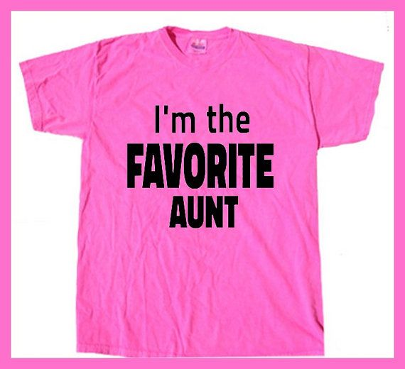 I need this! I love being an aunt!!