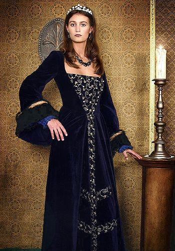 """Die Tudors - Kleid """"Katharina von Aragon"""" von Supreme Replicas"""