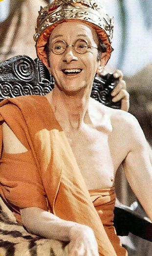 Charles Hawtrey as Tonka The Great in Carry On Up the Jungle