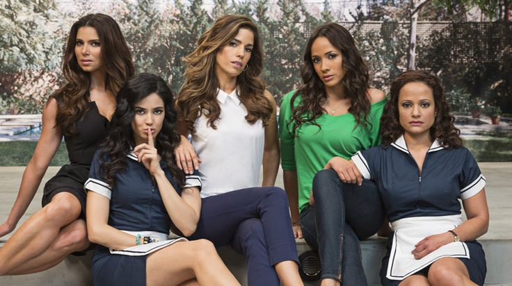 Lifetime has cancelled Devious Maids after four seasons. What do you think? Did you watch the series? Are you sad it's over?