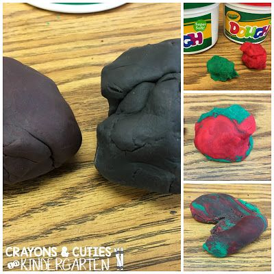 Crayons & Cuties In Kindergarten: Thanksgiving Fine Motor and Math Fun!