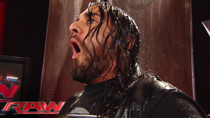 Dean Ambrose empties an ice bucket on Seth Rollins' head: Raw, Aug. 18, ...