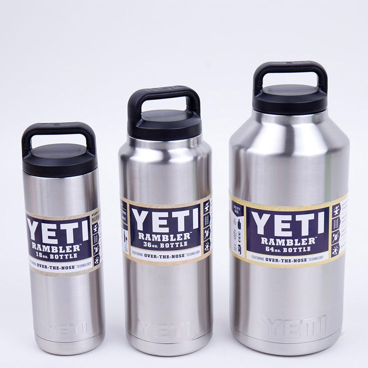 Yeti Rambler 18oz / 36oz /64oz Bottle Outdoor Coolers Stainless Steel Insulation Cup Cars Beer Mug Large Capacity Mug Tumblerful #clothing,#shoes,#jewelry,#women,#men,#hats,#watches,#belts,#fashion,#style