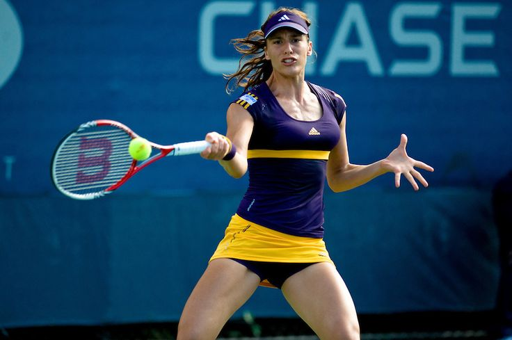 Andrea Petkovic vs Lesley Kerkhove Tennis - WTA St. Petersburg Qualifying - St. Petersburg Ladies Trophy