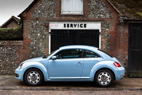 Volkswagen Beetle 'Design'   greencardesign.com