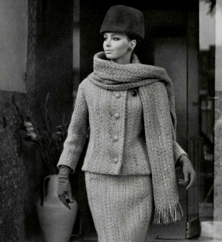 1963 Yves Saint Laurent