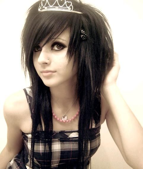Awe Inspiring 1000 Ideas About Long Punk Hair On Pinterest Edgy Hair Colors Short Hairstyles For Black Women Fulllsitofus