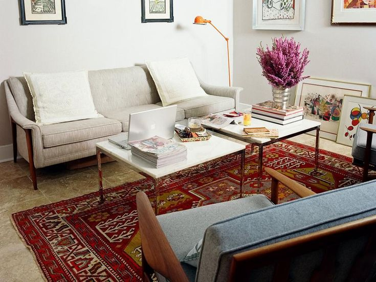 When you think of adding global textiles or accessories to a room, you might first think of bringing in a rug — and with good reason. Rugs made in the Eastern tradition offer patterns and colors that will work in any space. Susan Gomersall of Kea Carpets and Kilims in Brooklyn, New York, which specializes in tribal rugs, says when shopping for a tribal rug, you should forget about standard rug sizes like 5x7 or 8x10. All tribal rugs were made for a purpose: sleeping, sitting, eating or…