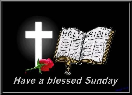 Sunday Pictures for Facebook | Have A Blessed Sunday