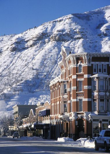 Durango, Colorado (BEEN and completely in love.  Can't wait to go back)