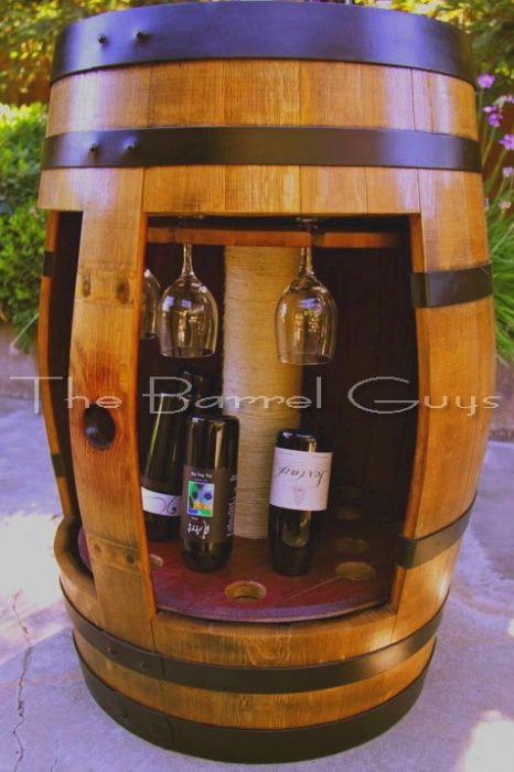 120 Best Images About Repurposed Barrel Projects On