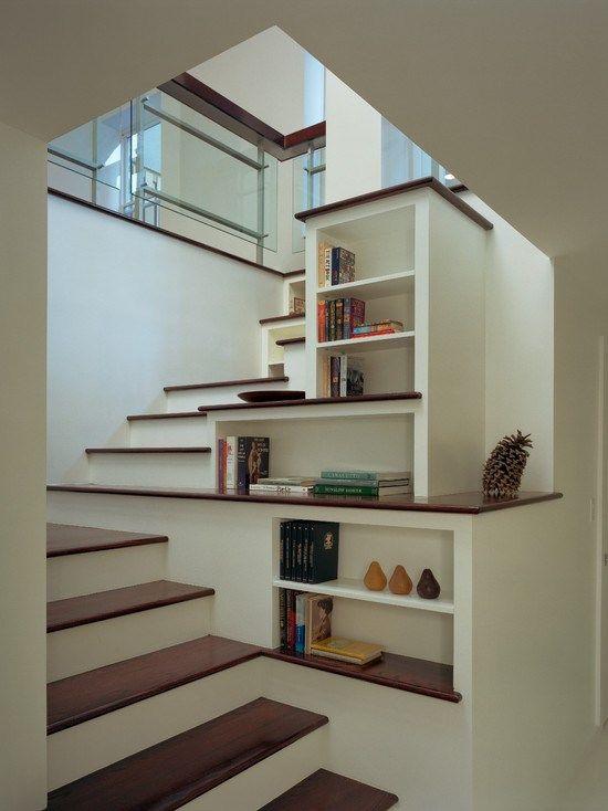 階段 Garden Apartment 普通 - U型階段 素敵な家 インテリア実例