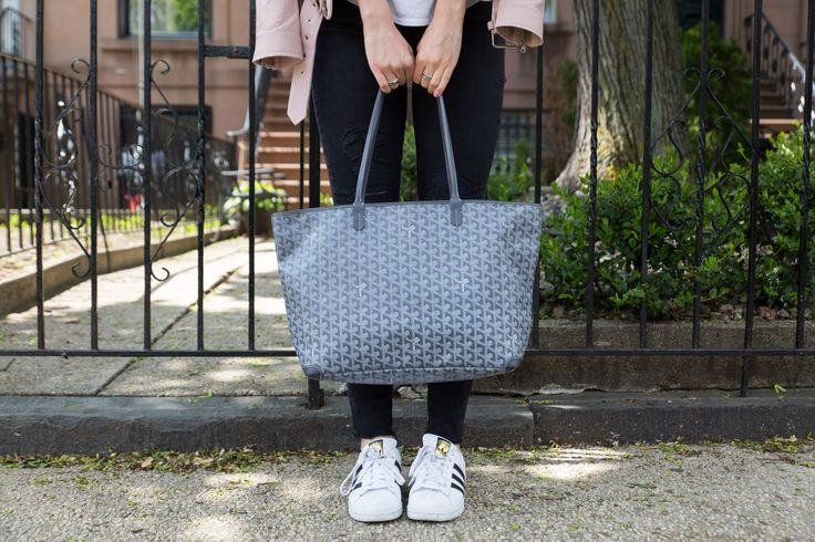 There's something to be said for totes. While they admittedly aren't always the most fashionable bags in any designer's lineup, they truly are a necessity at times. When you have a lot to carry and simply don't want to be seen as a bag lady, a tote is the way to go. Find the right …