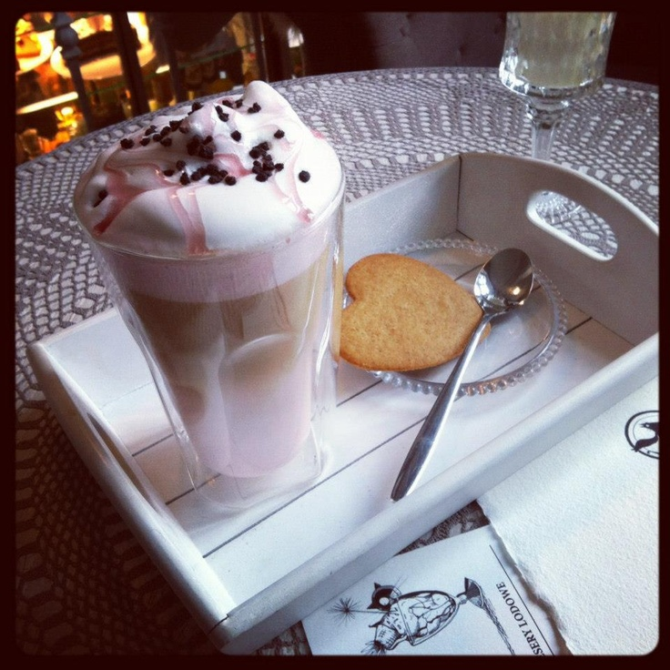 caffe' latte