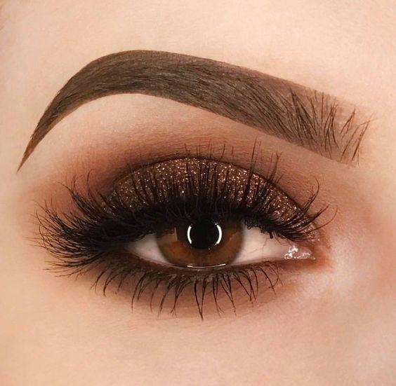 Make-up in Brauntönen: Tipps und Fotos – Make up