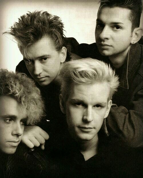 """~ † Depeche Mode † Late 70"""" s Early 80"""" s Legends Of New Wave †"""