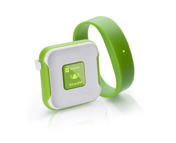 Magnetrón eNest, pulsera inteligente para personas mayores
