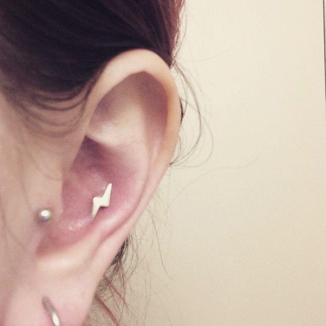 25+ best 16 Gauge Earrings ideas on Pinterest | Helix ...