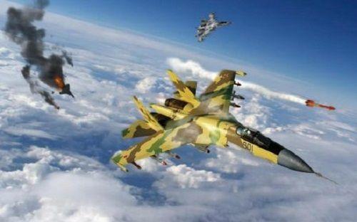 Российские пилоты получили приказ «атаки по усмотрению»