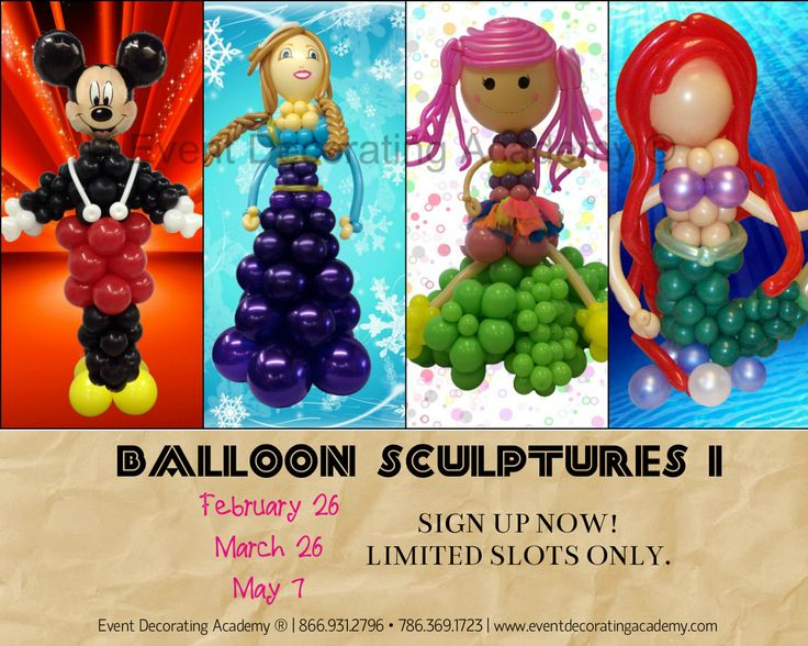 30 best images about available classes on pinterest our for Balloon decoration classes