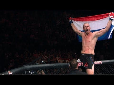 MMA Fight Night Rotterdam: Stefan Struve - Fighting in My Home is Special