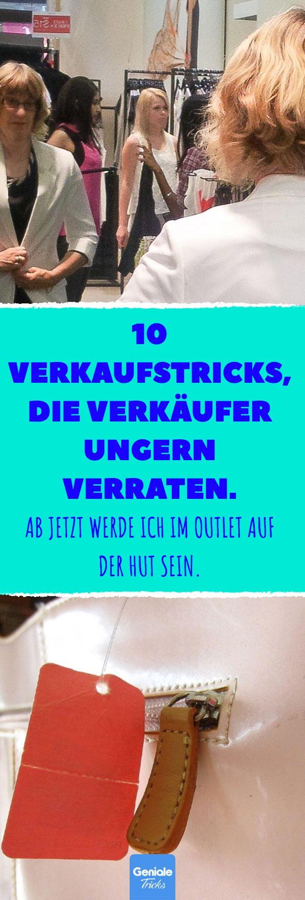 10 Verkaufstricks, die Verkäufer ungern verraten. #einkauf #kleidung #textilien…