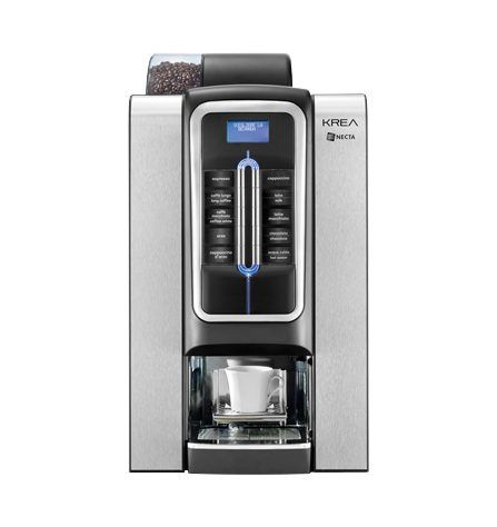 The Necta Krea coffee & drink vending machine is a coffee vending machine is the ideal solution for small to medium workplaces where an economic, quality and speedy solution is required. Either countertop or freestanding (base cabinet optional) the choice is yours.    #Coffee4Business #OfficeCoffee #CoffeeMachine #Coffee   #CorporateCoffee #CorporateCoffeeSolutions