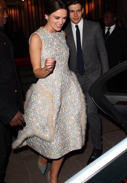Keira Knightley , Beyoncé, Hertiginnan Catherine (Kate), Sia och Taylor Swift i dagens look | Red Carpet | The You Way | Aftonbladet