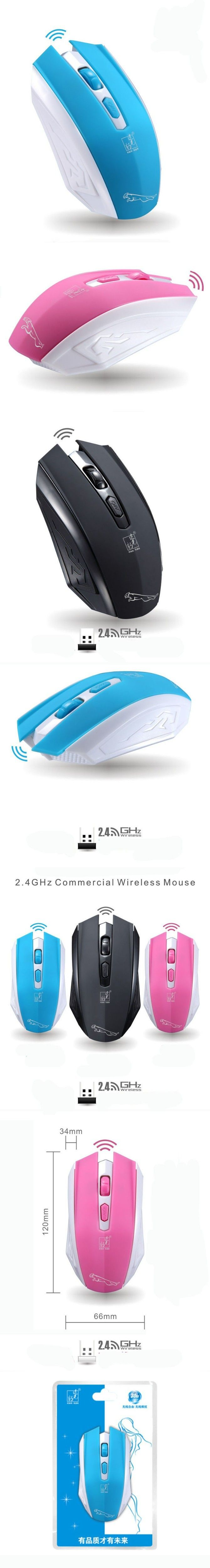 2015 New Mice Wireless Mouse Sem Fio Laptop 2.4Ghz Computer USB Receiver Cordless Gaming Mouse Gamer Brand Mause optico sem fio - http://www.pcbuild.guru/products/2015-new-mice-wireless-mouse-sem-fio-laptop-2-4ghz-computer-usb-receiver-cordless-gaming-mouse-gamer-brand-mause-optico-sem-fio/