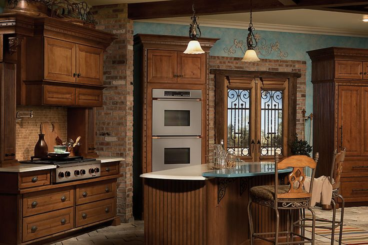Medallion Cabinetry | Medallion Cabinetry | Pinterest | Knotty Alder,  Kitchens And Room