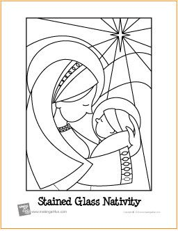 Possible window painting design