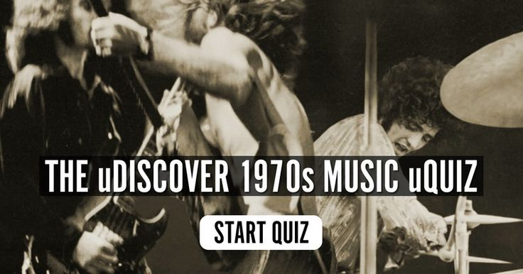"""I got """"uDiscover ranking: One Hit Wonder"""" on """"The uDiscover 1970s Music Quiz"""" What about you?"""