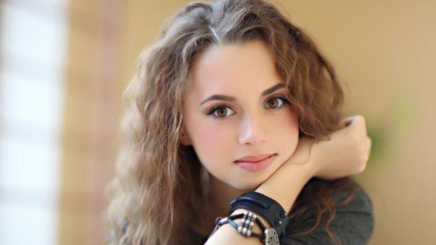 Натуральный макияж карих глаз ::: onelady.ru ::: #makeup #eyes #eyemakeup