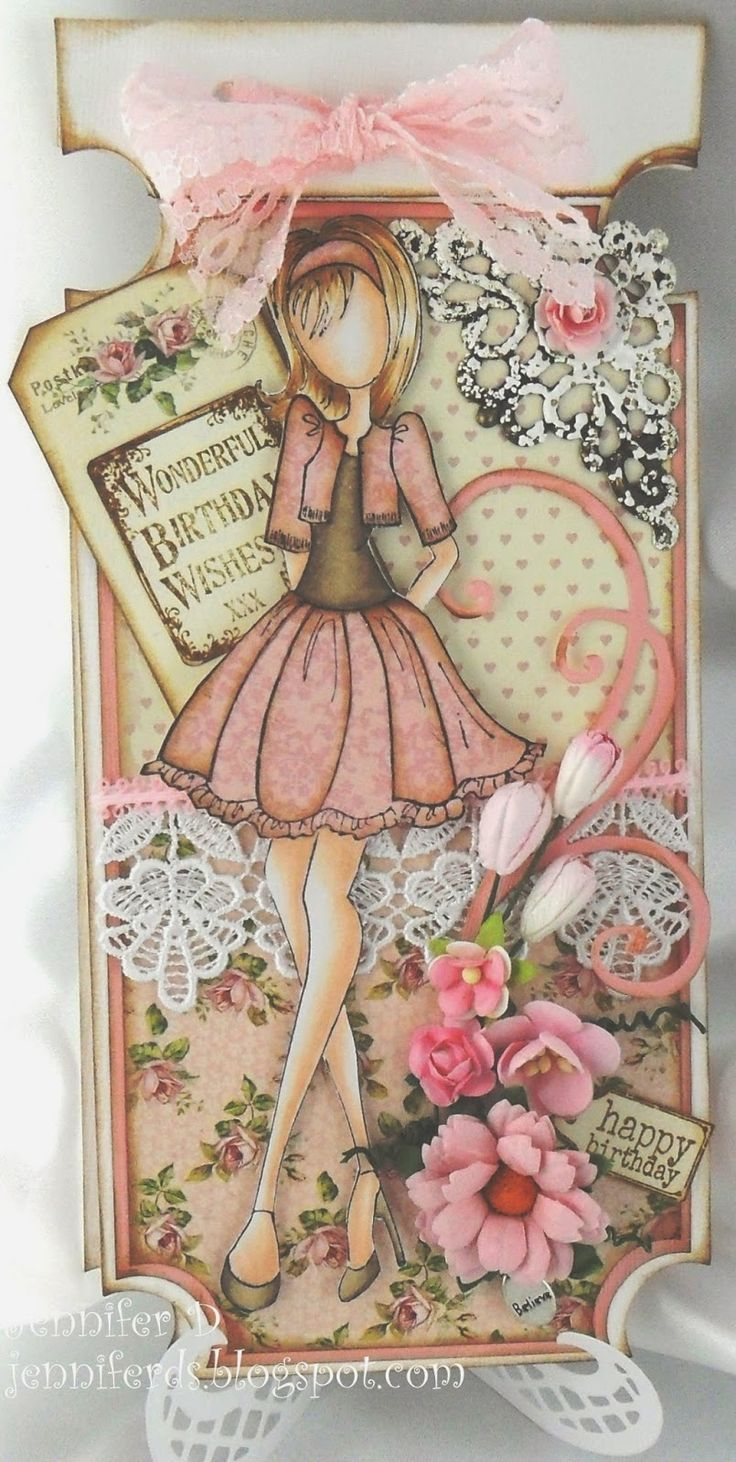 JenniferD's Blog: Prima Doll