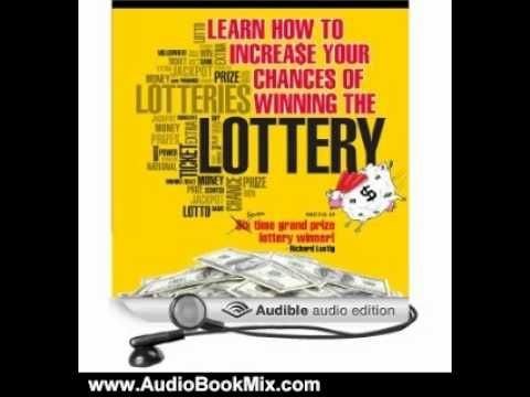 Audio Book Review: Learn How to Increase Your Chances of Winning the Lottery by Richard Lustig (A... - http://LIFEWAYSVILLAGE.COM/lottery-lotto/audio-book-review-learn-how-to-increase-your-chances-of-winning-the-lottery-by-richard-lustig-a/