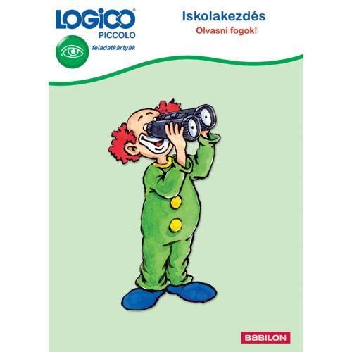 LOGICO Piccolo - Iskolakezdés: Olvasni fogok! 6 éves kortól