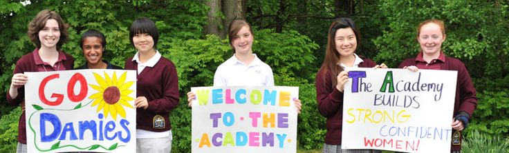 Academy of Notre Dame - Welcome to the Academy