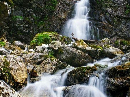 vysoke tatry kmetov vodopad - Google Search