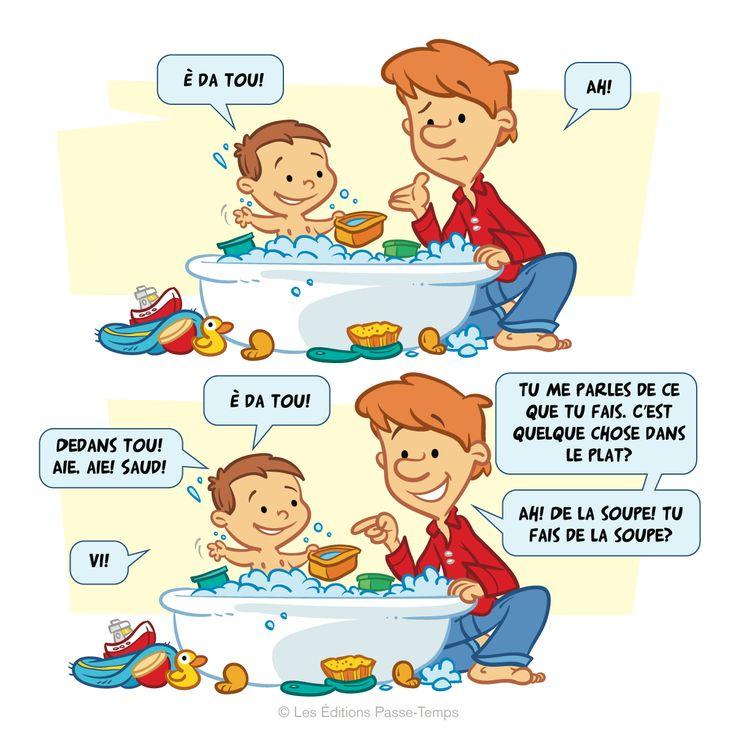 Conseil -14 Ne pas faire semblant que l'on comprend l'enfant quand on ne le comprend pas.#placote #jeuxdelangage #stimulationdulangage