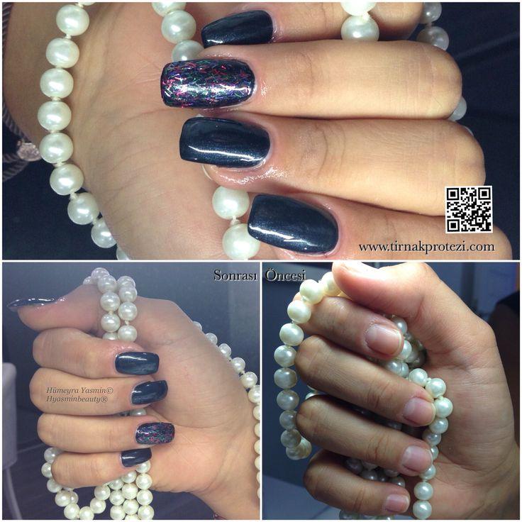 Akrilik Protez tırnak uygulamamız Hyasminbeauty 02164885152 Kartal /İstanbul