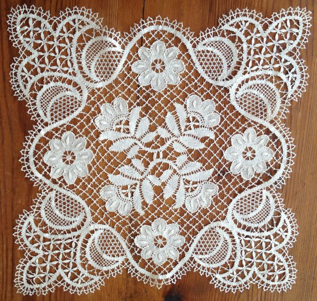 Swedish Bobbin Lace