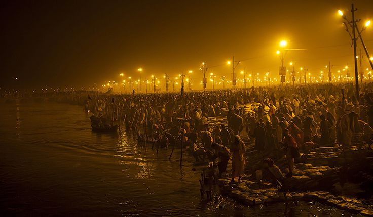 Kumbh Mela-night What to do around Maharashtra for a weekend! Pune, Maharashtra, Mumbai, India