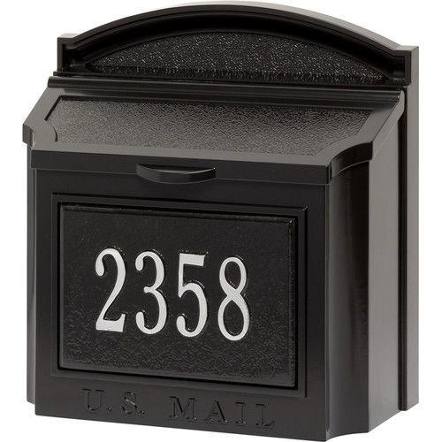 Best 25+ Wall mount mailbox ideas on Pinterest