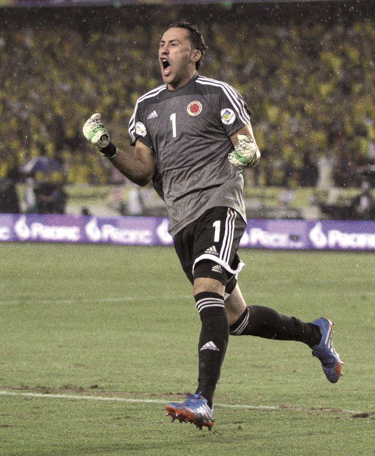 Perfil completo de David Ospina, el invencible salvador de nuestra Selección Colombia. ¡No se lo pierda!