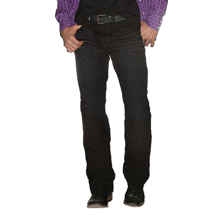 Garth Brooks Sevens By Cinch Easy Fit Mens Jeans